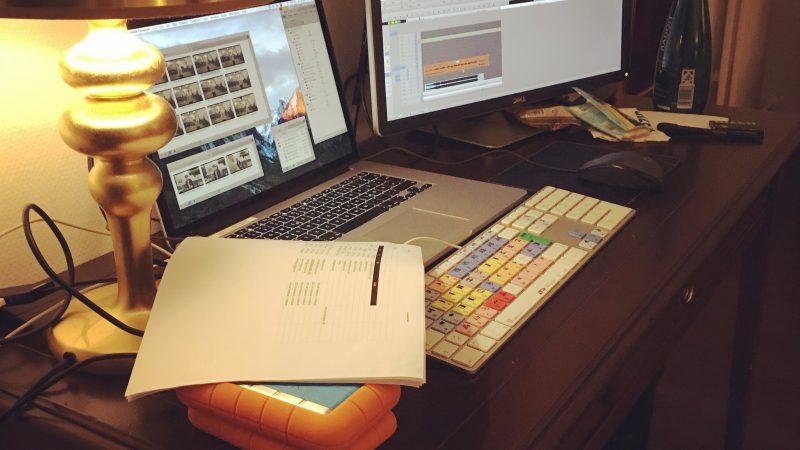 Hotel Editing