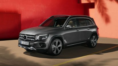 Mercedes Benz – GLA